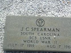 J. C. Spearman