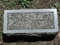 Joel Stone Clardy