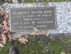 Clarence Wayne Rusk