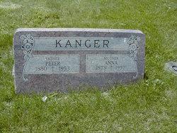 Anna <I>Jendrzejczck</I> Kanger