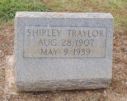 Charles Shirley Traylor