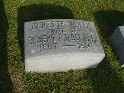 Annette <I>Walsh</I> McClaran
