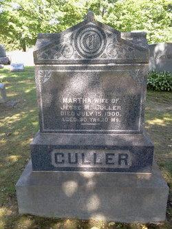 Martha <I>Clapper</I> Culler