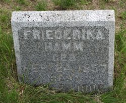 Friederika Hamm