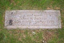 James W Jackson, Sr