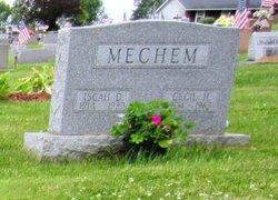 Iscah <I>Dutt</I> Mechem