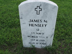 James M Hensley