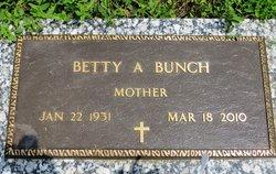 Betty Ann Bunch