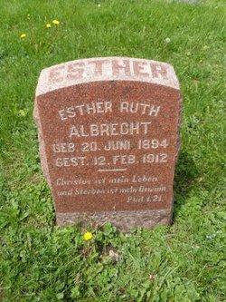 Esther Ruth Albrecht