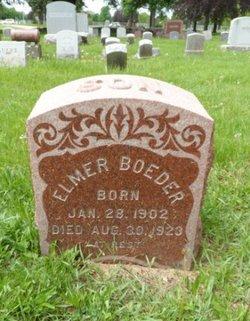 Elmer Boeder