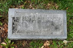 Rev O E Buenger