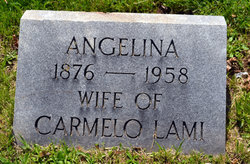 Angelina <I>Parisi</I> Lami