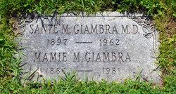 Mamie M Giambra