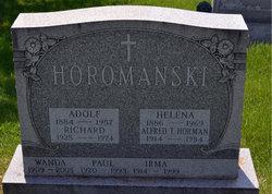 Adolf Horomanski