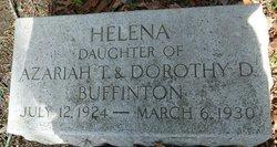 Helena Buffinton