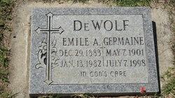 Emile A. DeWolf