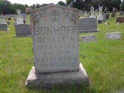 George H Bonhoff