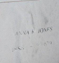 Anna K Jones