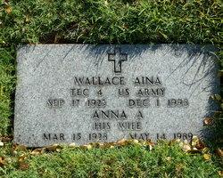 Wallace Aina