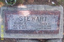 George Heber Stewart