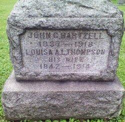 Louisa Ann <I>Thompson</I> Hartzell