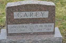 Pearl Blain Garey
