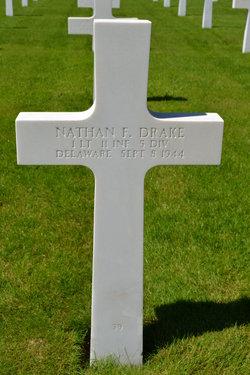 1Lt Nathan F. Drake