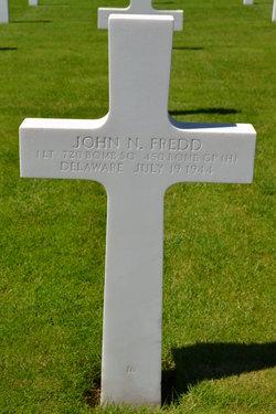 1Lt John Norman Fredd, Jr