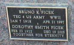 Bruno K Ficek