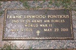 LT Frank Linwood Pontious, Jr