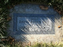 David Royce Cox
