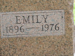 """Amelia """"Emily"""" <I>Weil</I> Belter"""