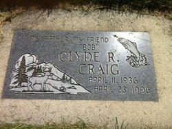 """Clyde Robert """"Bob"""" Craig"""
