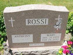 Mary Rossi