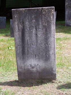 Deacon Josiah Flint