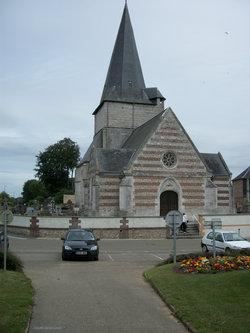 Auzebosc Churchyard