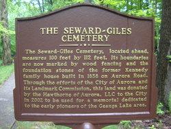 Seward-Giles Cemetery