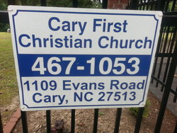 Cary First United Church of Christ Cemetery