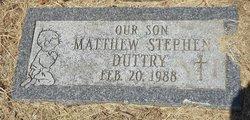 Matthew Stephen Duttry