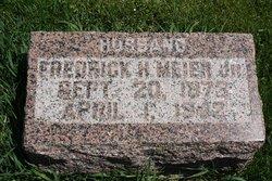 Fredrick Henry Meier, Jr