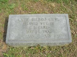 Katie <I>Bilbro</I> Curl