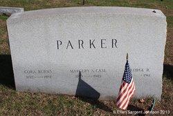 Cora <I>Burns</I> Parker
