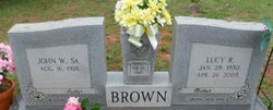 John Walker Brown, Sr
