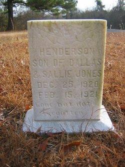 Henderson Jones