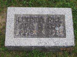 Lucinda Rice