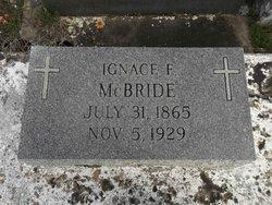 Ignace Francois McBride