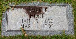 Almer B. Holt