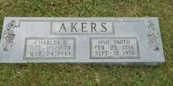 Charles D Akers