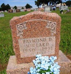 Raymond D McClard