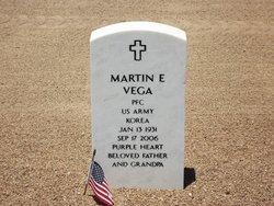 Martin E. Vega